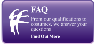 FAQ | From our qualifications to costumes, we answer your questions | Find Out More